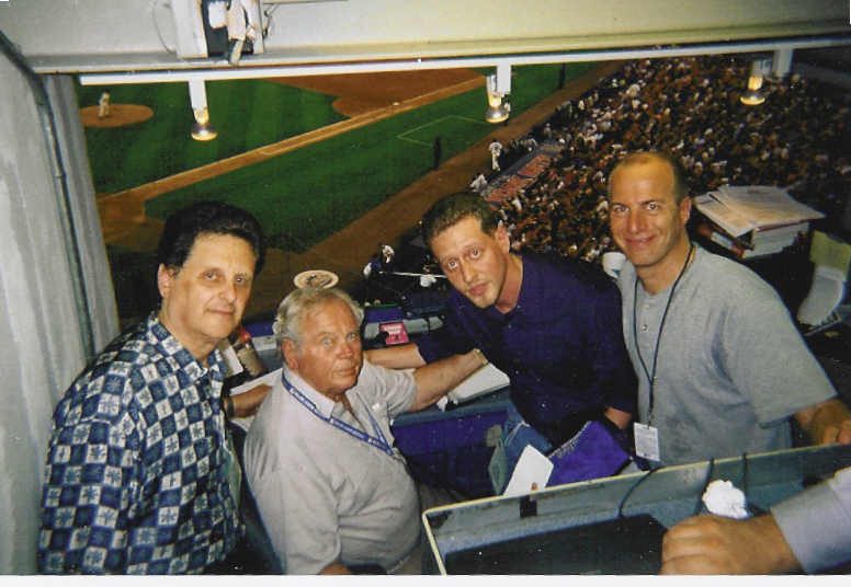 Stevie and Me with Cohen and The Murph